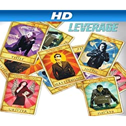 Leverage Season 5 [HD]