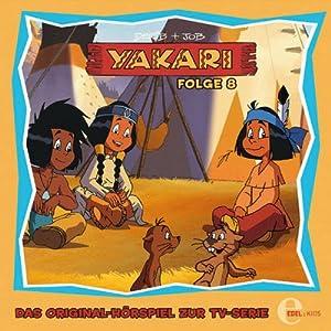 Yakari 8 Hörspiel