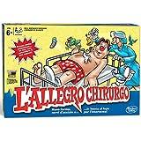 Hasbro - Allegro Chirurgo Gioco da Tavolo