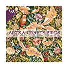 V&A Arts & Crafts Birds Wall Calendar 2014
