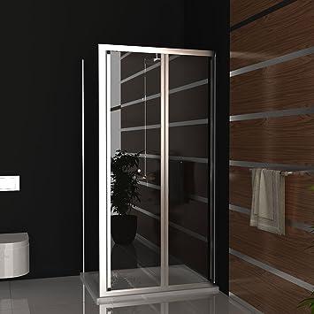 duschabtrennung dusche eckeinstieg dreht r duschkabine rahmenlose dusche kage 90x90 x 195 cm. Black Bedroom Furniture Sets. Home Design Ideas