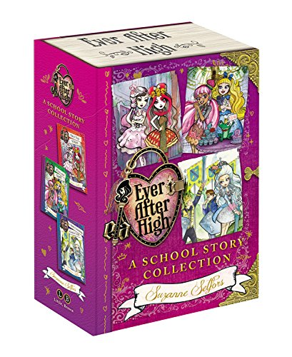 <b>Ever After High: A School Story Collection<b></b>