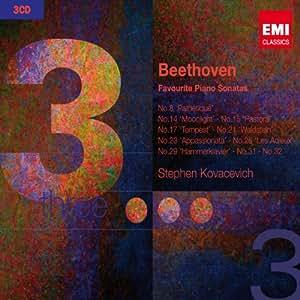 Beethoven : Les plus belles sonates pour piano