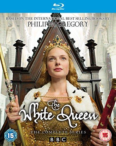 The White Queen [Blu-ray] [Edizione: Regno Unito]