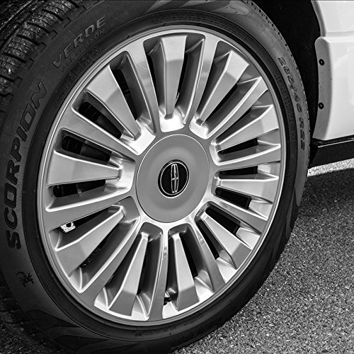 Lincoln Mkt Colors: Wheel Bands Silver In Silver Pinstripe Rim Edge Trim For