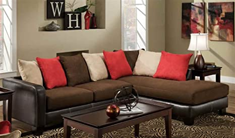 2-Pc Logan Sectional Set