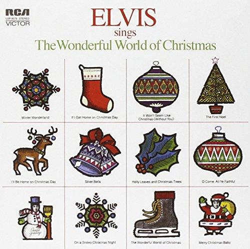 Elvis Presley - Elvis Sings The Wonderful World Of Christmas Ftd 2-Cd Set - Zortam Music
