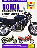 Matthew Coombs Honda NTV600 Revere, NTV650 and NTV650V Deauville Service and Repair Manual: 1988 to 2005 (Haynes Service and Repair Manuals)