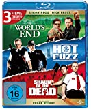Cornetto Trilogy [Blu-ray]