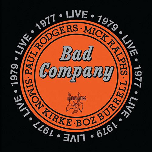 Bad Company - Bad Company Live In Concert 1977 & 1979 (2cd) - Zortam Music
