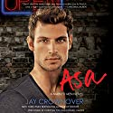 Asa: A Marked Men Novel (       UNABRIDGED) by Jay Crownover Narrated by Christian Fox, Harper Kendall