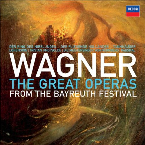 Wagner: The Great Operas from the Bayreuth Festival (Wagner Bohm compare prices)