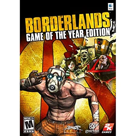 Borderlands: Game of the Year Edition [Mac Download]