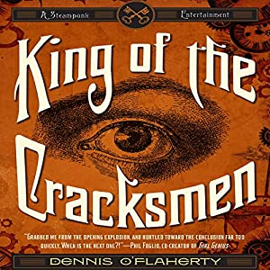 King of the Cracksmen Audiobook