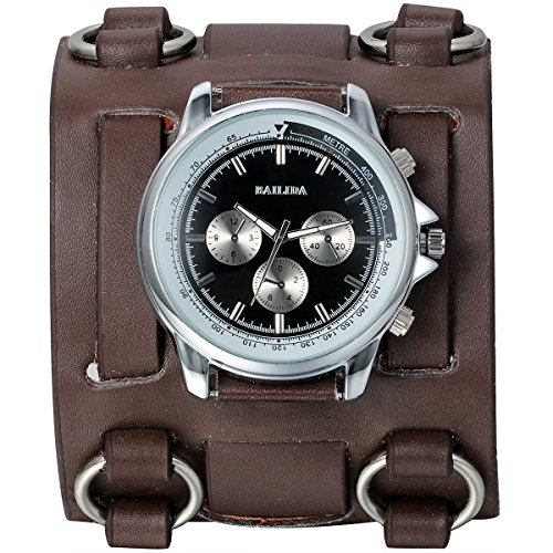 jewelrywe-hip-hop-gothic-leathernk-style-mens-wrist-watch-74mm-wide-brown-leather-cuff-watches