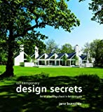 Jane Burnside Contemporary Design Secrets by Jane Burnside (The Art of Building A House in the Countryside)