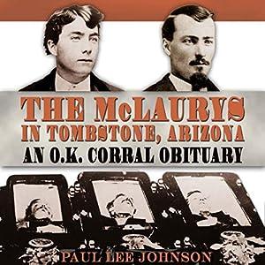 The McLaurys in Tombstone, Arizona Audiobook