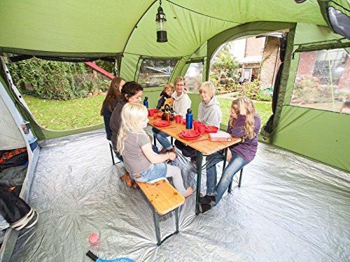 Zelt Gotland 5 : Li il skandika gotland familienzelt zelt kaufen online