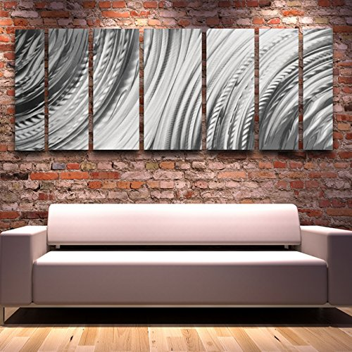 contemporary-metal-wall-art-silver-sculpture-tranquility-modern-abstract-metal-art-panels-painting-h