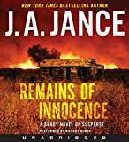 Remains of Innocence CD: A Brady Novel of Suspense (Joanna Brady)