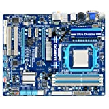 Gigabyte GA-890GPA-UD3H (rev. 1.0) Carte-m�re ATX AMD 890GX Socket AM3 UDMA133, SATA-300 (RAID), SATA-600 (RAID) Gigabit Ethernet FireWire SuperSpeed USB vid�o audio HD (8 canaux)par AMD