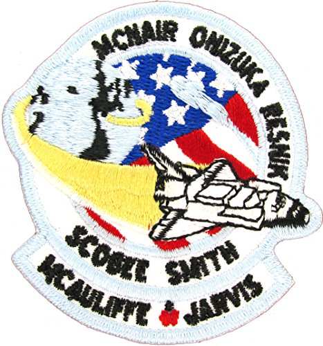 NASA Space Shuttle Challenger Mission Patch