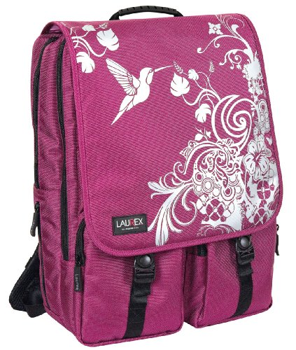 Laurex Laptop backpack inches Hummingbird