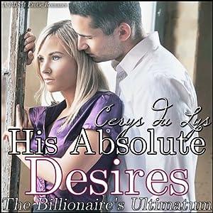 His Absolute Desires Audiobook