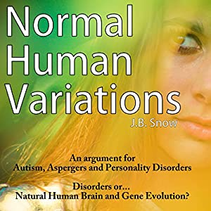 Normal Human Variations Audiobook