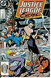 img - for Justice League Europe #4 : Bialya Burning (DC Comics) book / textbook / text book