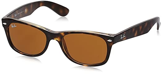 Ray Ban Wayfarer Sunglasses Havana RB2132|71052 available at Amazon for Rs.5941