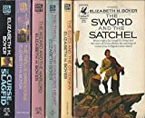 img - for The Sword & The Satchel/The Elves & The Otterskin/The Thrall & The Dragon's Heart/The Wizard & The Warlord/The Troll's Grindstone/The Curse of Slagfid book / textbook / text book