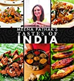 img - for Meena Pathak's Tastes of India book / textbook / text book