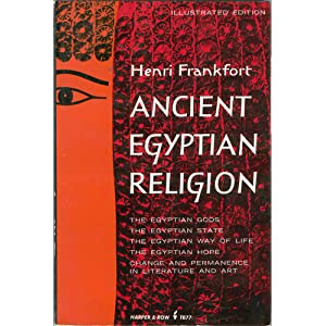 Ancient Egyptian Religion: An Interpretation cover image