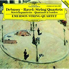 Maurice Ravel: String Quartet in F major (1903) - 3. Tr�s lent