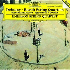 Ravel: String Quartet in F major (1903) - 3. Tr�s lent