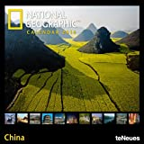 National Geographic Calendar China 2014 Broschürenkalender