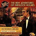 The New Adventures of Sherlock Holmes, Volume 1 Radio/TV von Dennis Green, Anthony Boucher Gesprochen von: Basil Rathbone, Nigel Bruce