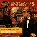 The New Adventures of Sherlock Holmes, Volume 1 | Dennis Green,Anthony Boucher