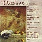 Trio Pour Piano Et Cordes Op 101 N�3