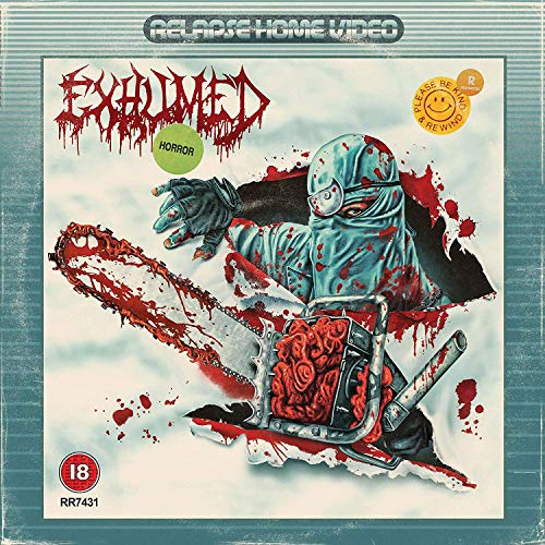 Vinilo : EXHUMED - Horror