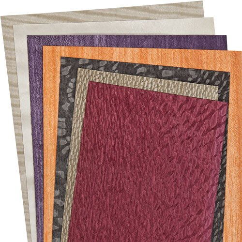 Dyed Wild Colors 3 Sq. Ft. Veneer Pack
