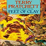 Feet of Clay: Discworld #19 (       UNABRIDGED) by Terry Pratchett Narrated by Nigel Planer