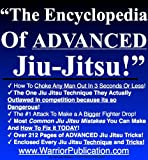 The Encyclopedia of ADVANCED Jiu Jitsu | Jitsu | BJJ | Bjj Jiu Jitsu | Brazilian Jiujitsu |