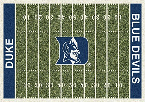Duke Blue Devils Milliken NCAA Home Field Area Rug (10'9