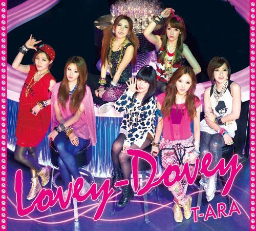 LOVEY-DOVEY JAPANESE VER.(+DVD)(ltd.paper-sleeve)