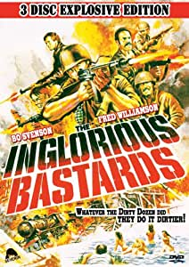 Inglorious Bastards (3-Disc Special Edition) [Import]