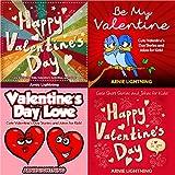 Children Books: Valentine's Day Stories for Kids BOOK BUNDLE ~ 4 BOOKS IN 1: Cute Valentine's Day Stories for Kids, Fun Activities, and Jokes for Kids! ... Books) (Valentine's Day Books Series) ~ Arnie Lightning