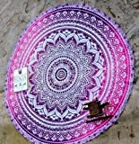 Handicraftofpinkcity Printed Table Cover Mandala Table Cloth Table Runner
