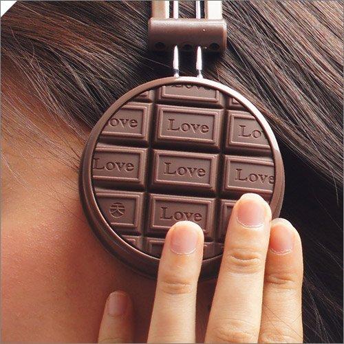 チョコヘッドホンの写真03。おしゃれなヘッドホンをおすすめ-HEADMAN(ヘッドマン)-